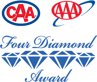 CAA AAA 4 Diamond Award Logo